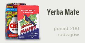 Yerba Mate ponad 20 rodzajów