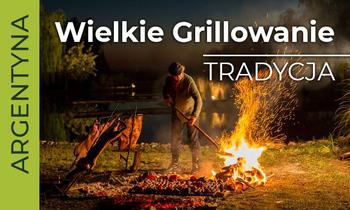 Argentyna: Asado, czyli grillowanie przy yerbie